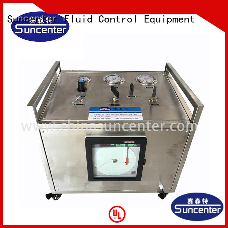 system Custom gas natural gas booster pump pump Suncenter