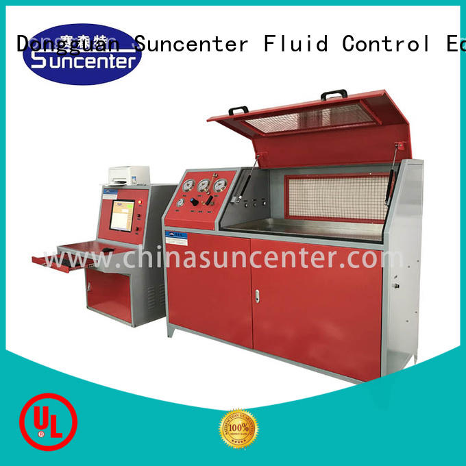 Suncenter long life pressure test in China for flat pressure strength test