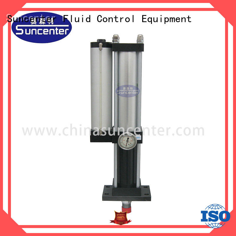 energy saving pneumatic double acting cylinder price constant for packaging machinery Suncenter