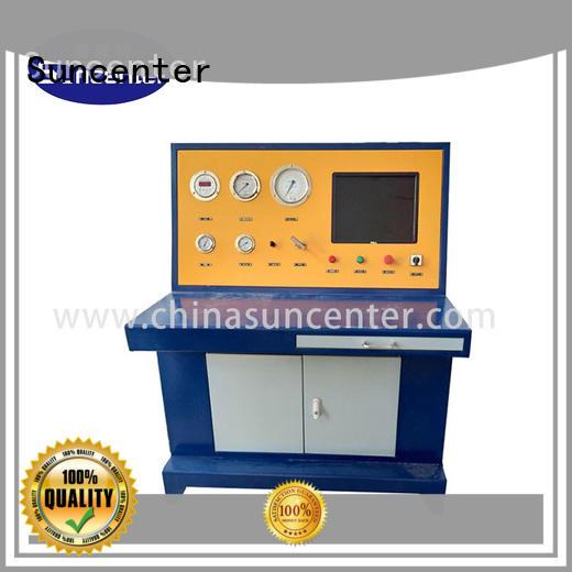 Suncenter pressure cylinder pressure tester supplier for petrochemical
