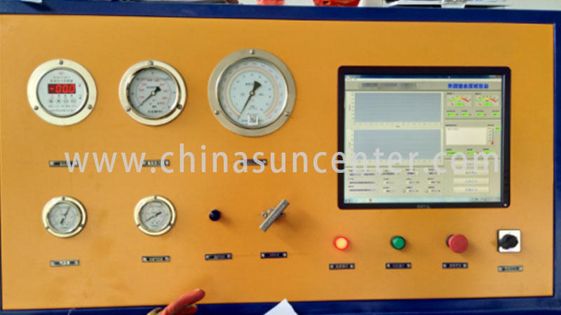 Cylinder hydrostatic pressure test machine-2