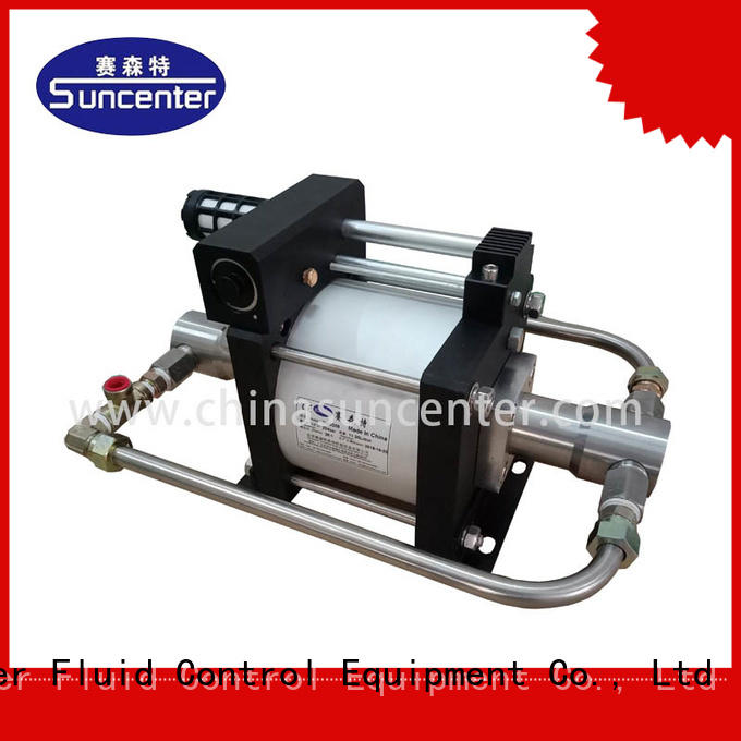 gas supercritical gas booster price extraction pump Suncenter Brand
