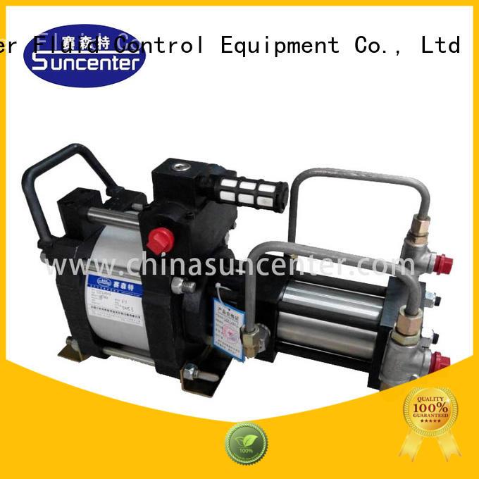 Suncenter refrigerant pump overseas market for refrigeration industry
