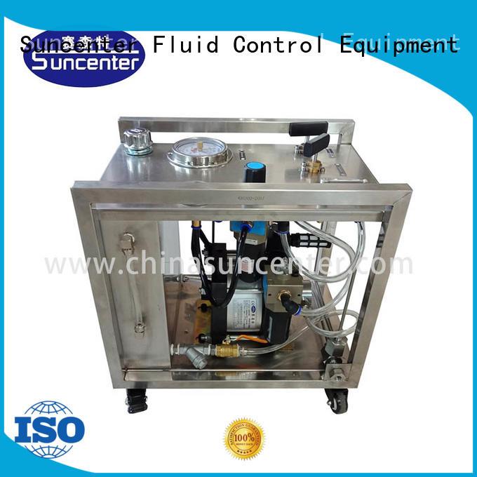 Suncenter pump pneumatic water pump overseas market for mining
