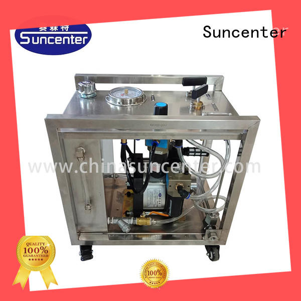 Suncenter advanced technology high pressure water pump producer for mining