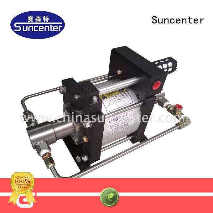 Suncenter durable pneumatic hydraulic pump high pressure liquid for mining