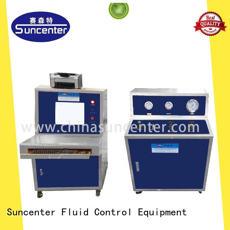 Suncenter test pressure test pump for flat pressure strength test