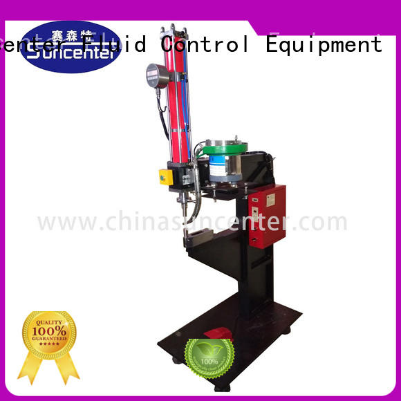 Suncenter nut orbital riveting machine at discount for connection