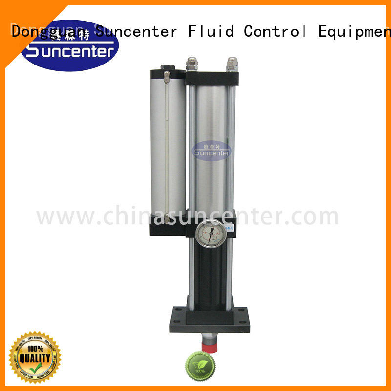 Suncenter convenient double acting pneumatic cylinder workshops for electric power