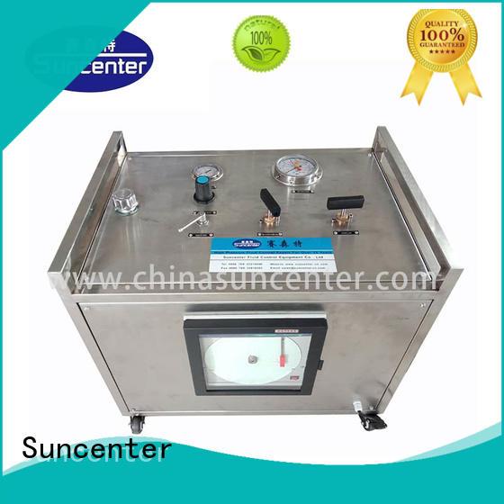 Suncenter competetive price hydraulic pressure test pump pump forshipbuilding