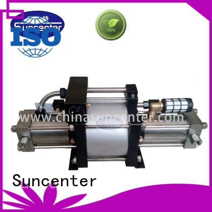 Suncenter high quality gas booster from manufacturer for pressurization