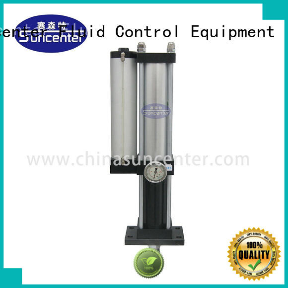 Suncenter convenient double acting pneumatic cylinder protection for cement