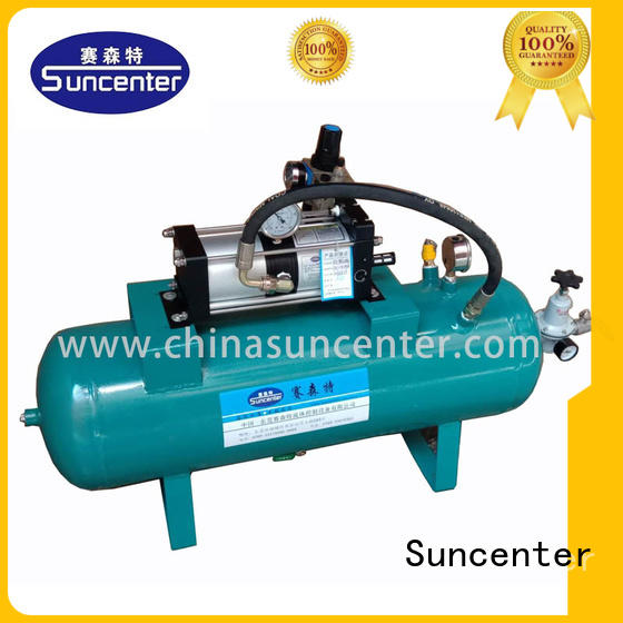 Suncenter easy to use high pressure air pump vendor for pressurization