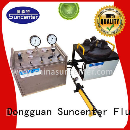 Suncenter safety hydro pressure tester at discount for factory