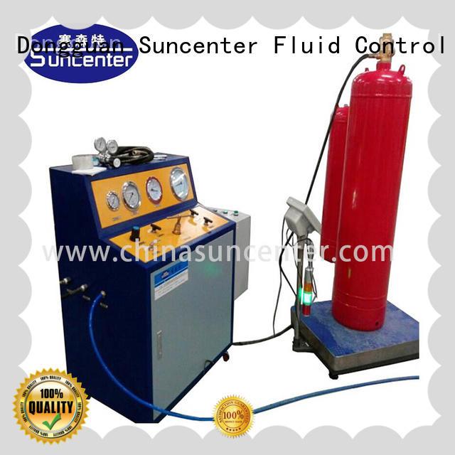 FM200 automatic filling machine