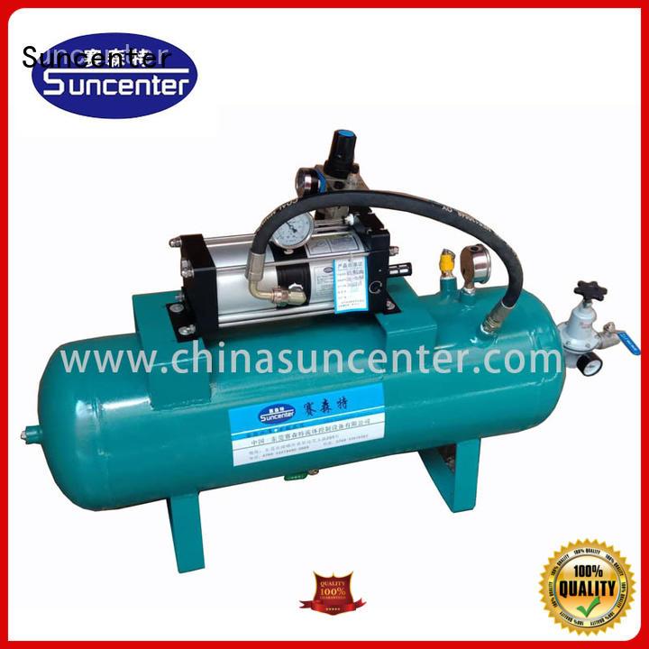 Suncenter durable air compressor pump type for pressurization