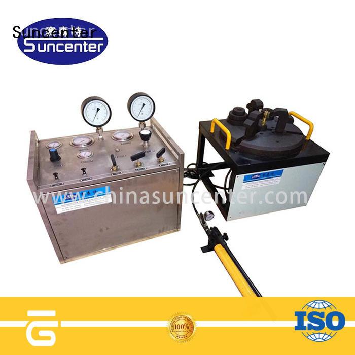 computer hydro pressure tester marketing for factory Suncenter