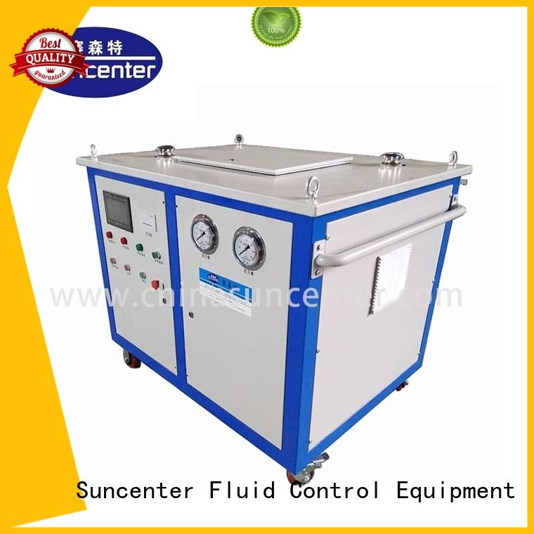 Suncenter pressure hydraulic press machine price in china for air conditioning pipe