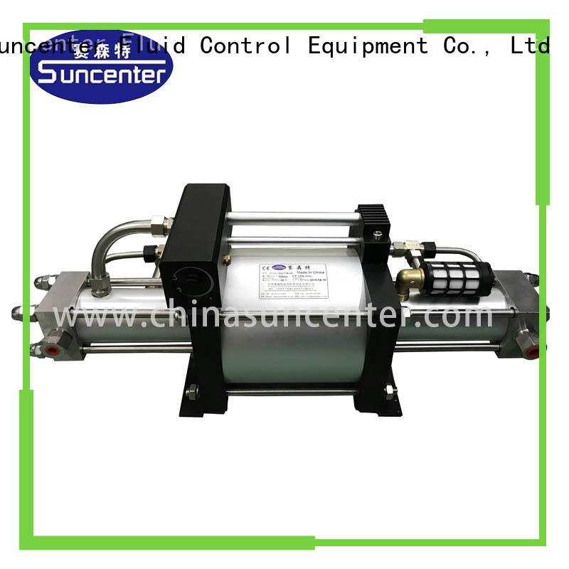 oxygen pump natural gas booster pump series Suncenter company
