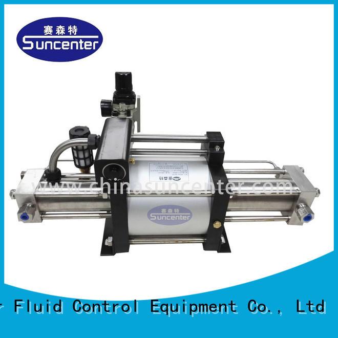 Suncenter Brand nitrogen dgt pump series natural gas booster pump
