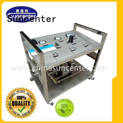 Suncenter booster booster pump system supplier for pressurization
