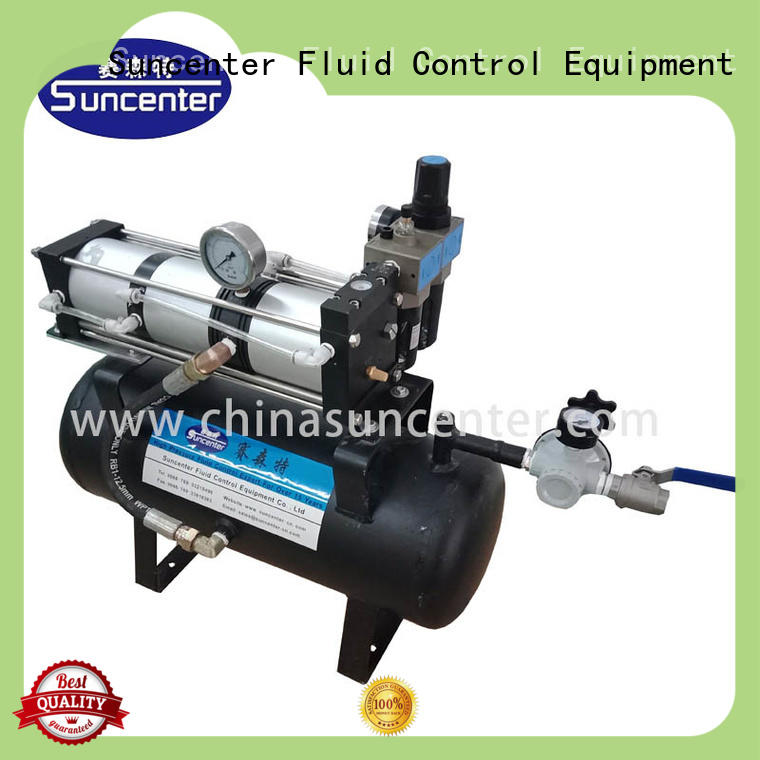 light weight booster air compressor pump from wholesale for natural gas boosts pressure