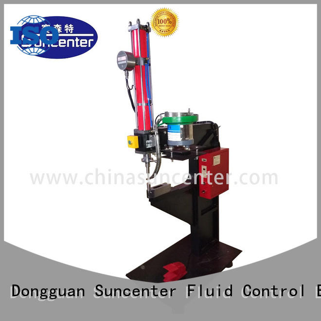 Suncenter convenient riveting machine bulk production for welding