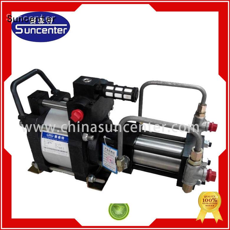Suncenter energy saving oxygen pump overseas market for refrigeration industry