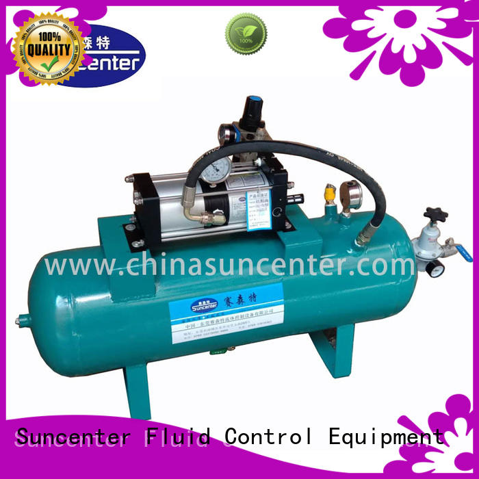 Suncenter air portable air compressor pump from wholesale for safety valve calibration