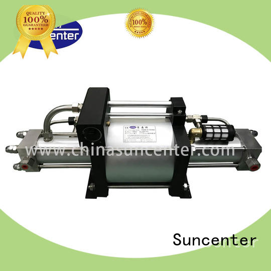 Suncenter easy to use gas booster for natural gas boosts pressure
