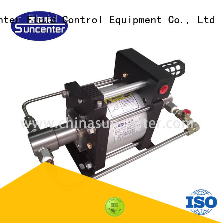 Suncenter competetive price air over hydraulic pump overseas market for mining