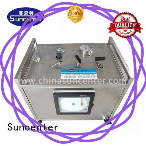 Suncenter professional hydrostatic testing producer for metallurgy