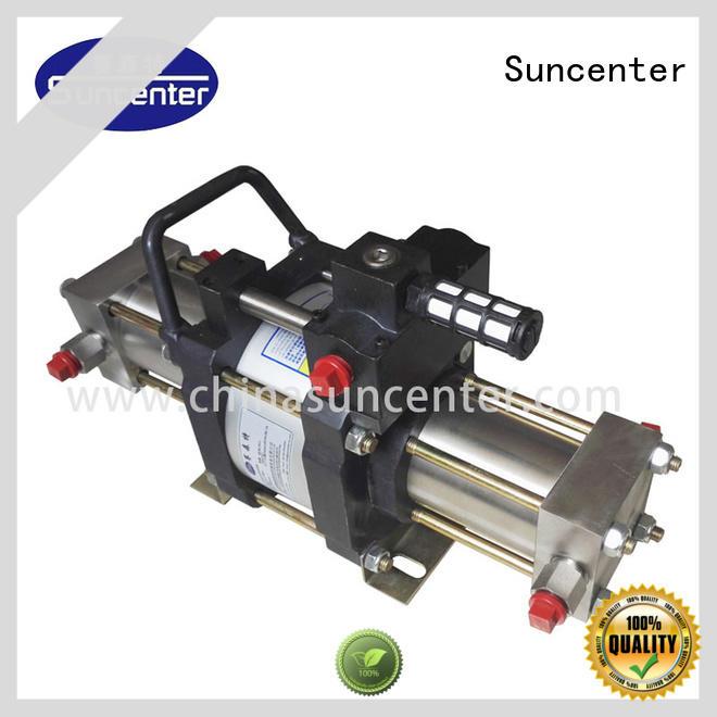 Suncenter durable nitrogen gas booster model for pressurization