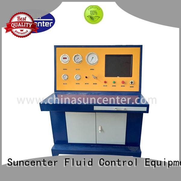 Suncenter long life cylinder pressure tester sensing for petrochemical