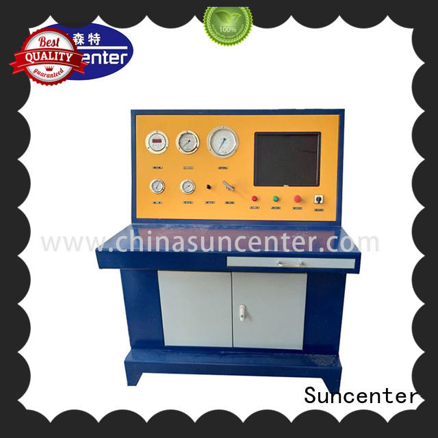 Suncenter hydrostatic hydrostatic test pump supplier for metallurgy