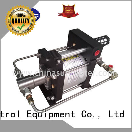 competetive price air operated hydraulic pump in china for metallurgy Suncenter