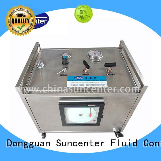 Suncenter pressure hydro test pump manufacturer forshipbuilding