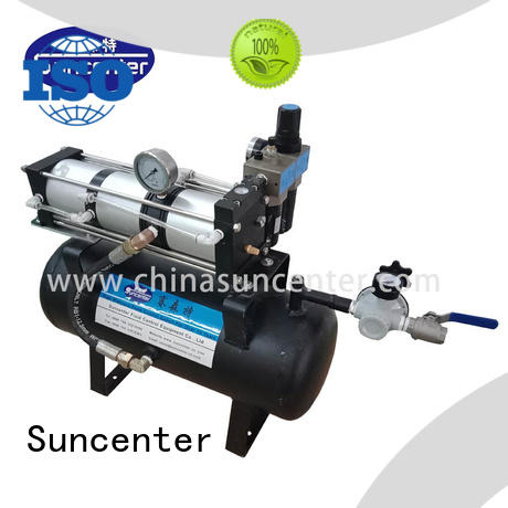 light weight air booster pump air marketing for safety valve calibration