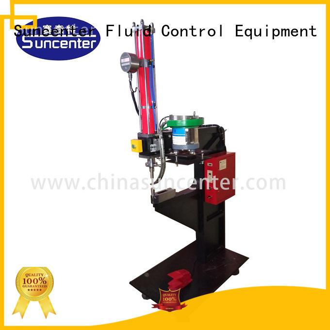 Suncenter SSTPR08 model Bolt and nut riveting machine