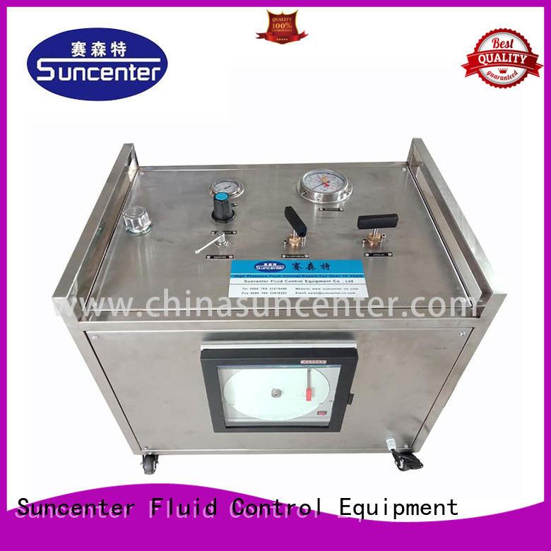 Suncenter hydraulic hydraulic power unit sensing for petrochemical