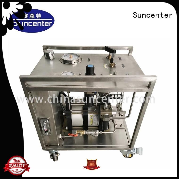 Suncenter stable chemical injection owner for medical