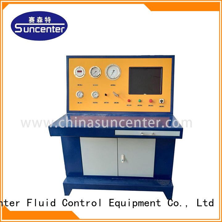 hydrostatic tester for sale pressure cylinder hydrostatic gas cylinder testing manufacture