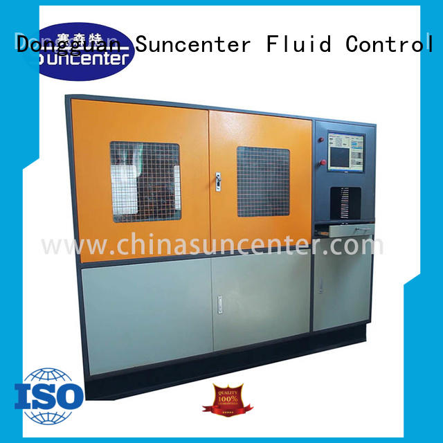 Suncenter high-reputation pressure test application for pressure test