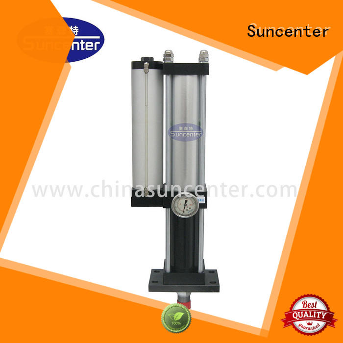 Suncenter machine pneumatic air cylinder application for medical