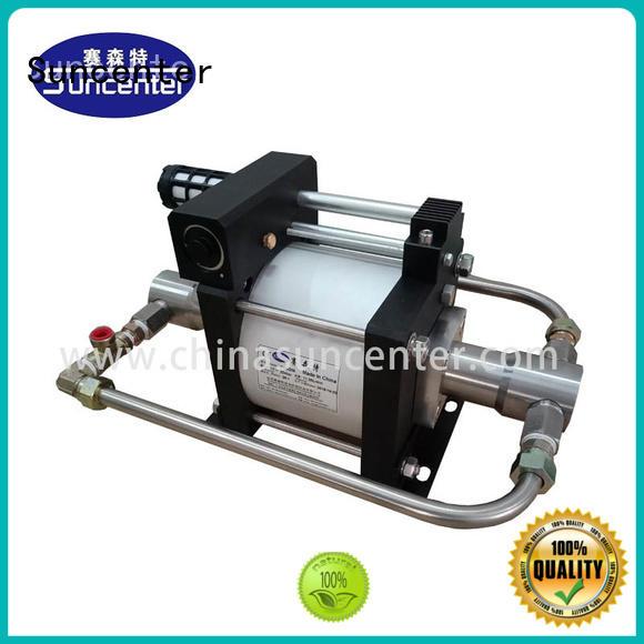 supercritical liquid nitrogen pump for safety valve calibration Suncenter