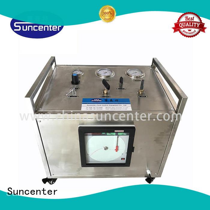 Suncenter safe pressure booster pump at discount for safety valve calibration