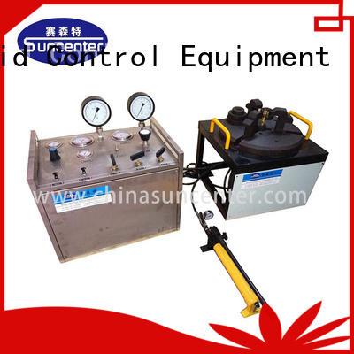 Suncenter Brand safety portable test high pressure test pump