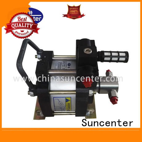 Suncenter durable pneumatic hydraulic pump in china for machinery