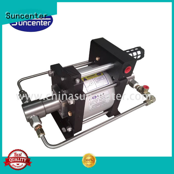 pneumatic air over hydraulic pump manufacturer for petrochemical Suncenter