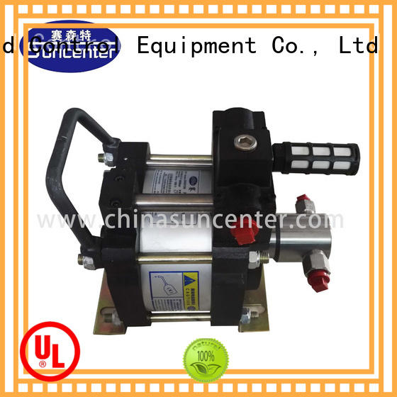 Suncenter competetive price pneumatic hydraulic pump marketing for petrochemical